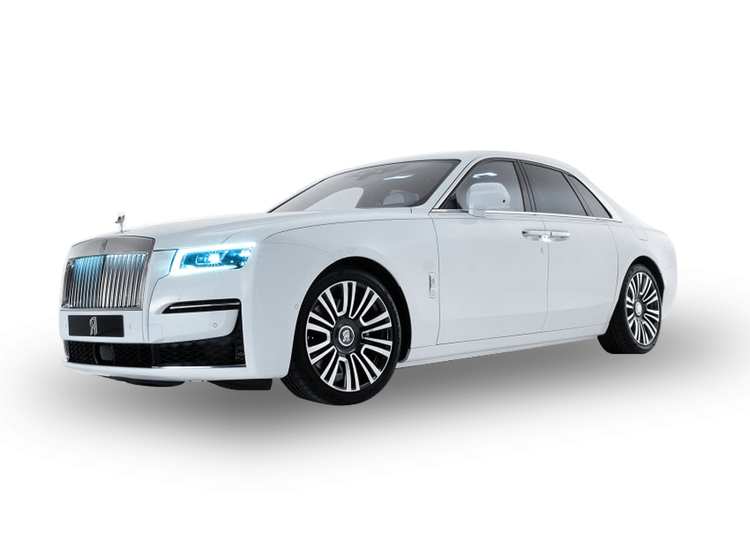 Rolls Royce The New Ghost